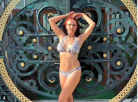 Эвелина Блёданс. Фото www.instagram.com/bledans