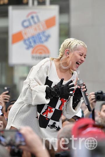 Певица Кристина Агилера. Фото Getty