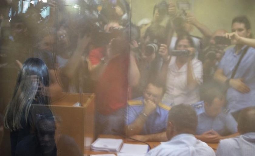 Сестёр Хачатурян, подозреваемых в убийстве отца, проверят на детекторе лжи. Фото РИА Новости