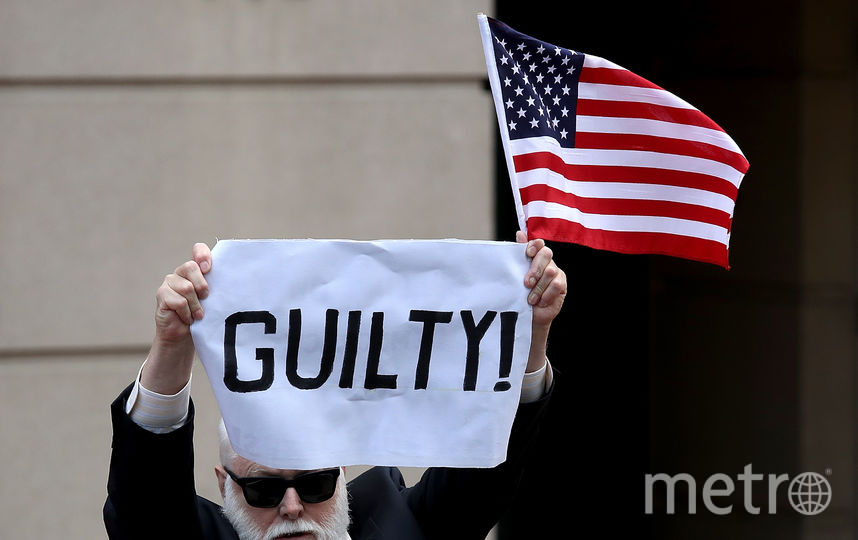 Экс-главу избирательного штаба Дональда Трампа признали виновным в финансовых правонарушениях. Фото Getty