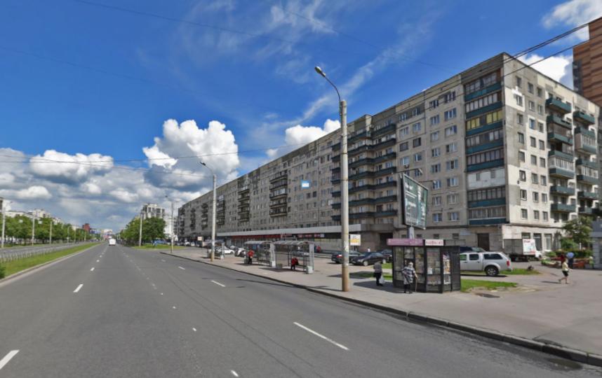 Гражданский проспект. Фото Getty