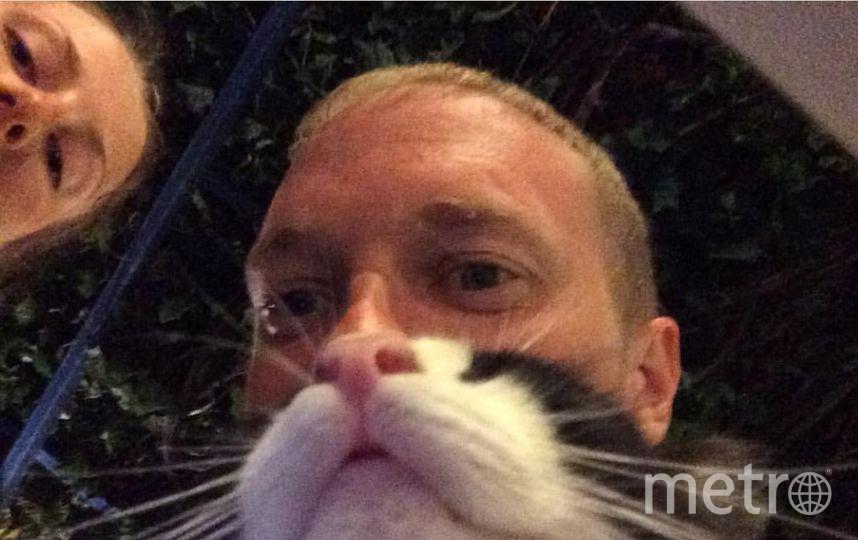 Два котика: Серёжа и Серджо! Фото Светлана