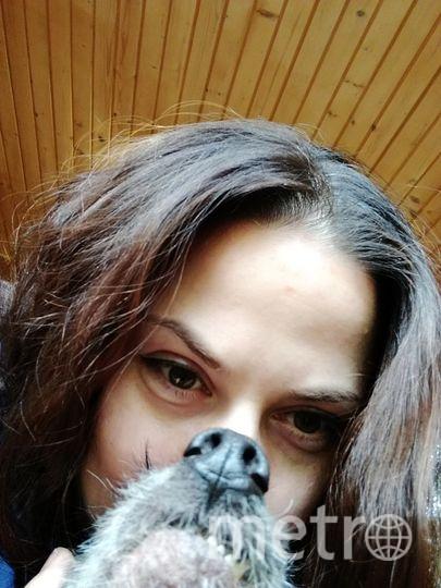 Меня зовут Елена, а мою прелесть - Найт. И я тоже хочу похвастаться своей великолепной бородой и усами! Специально для съемок не брились несколько дней. Фото Елена