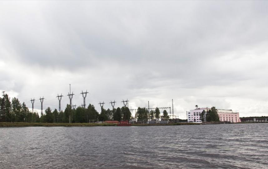 """ГЭС в поселке Свирьстрой. Фото все - Анна Тихонова., """"Metro"""""""
