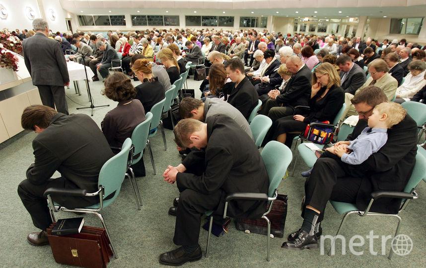 """""""Свидетели Иеговы"""" бегут из России в Финляндию. Фото Getty"""