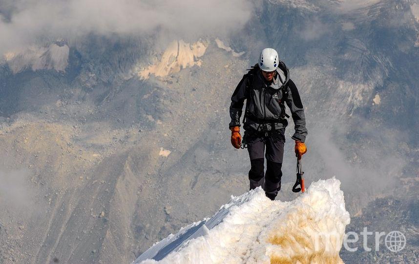 На Эльбрусе спасатели эвакуировали повредившего ногу альпиниста. Фото Pixabay.com