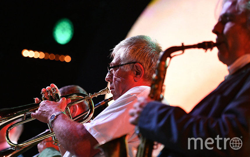 Koktebel Jazz Party. Фото предоставлено организаторами фестиваля.
