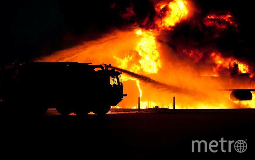 На заводе в Японии взорвался грузовик с порохом. Фото Pixabay.com