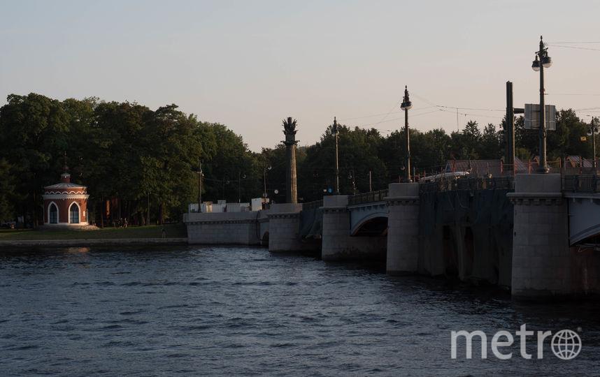 Ушаковский мост.