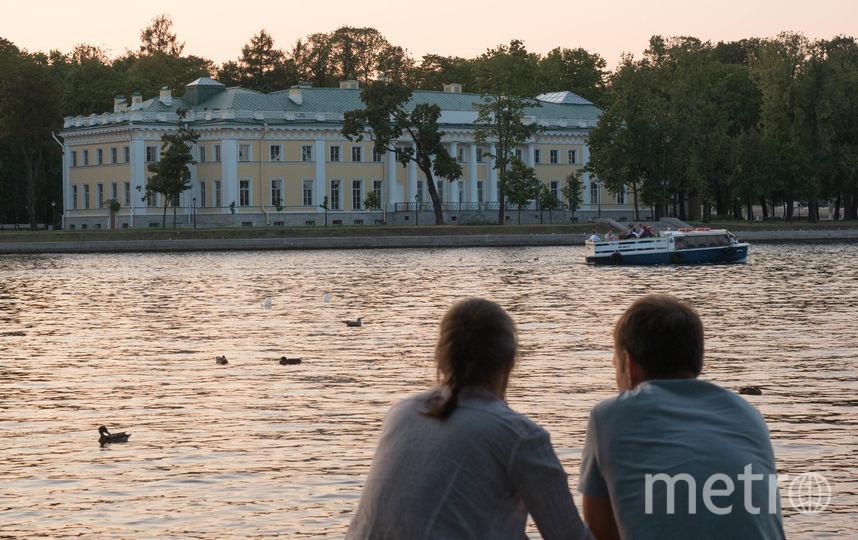 Каменноостровский дворец.