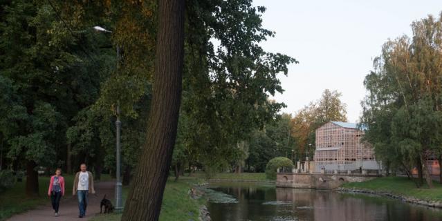 Резиденция купца Василия Федуловича Громова.