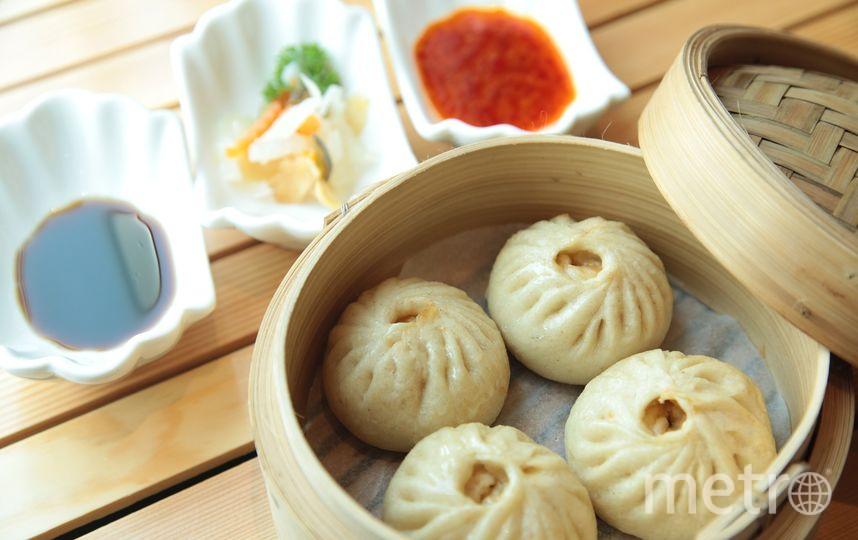 Паровые булочки бао уже стали гастрономическим трендом. Фото Pixabay