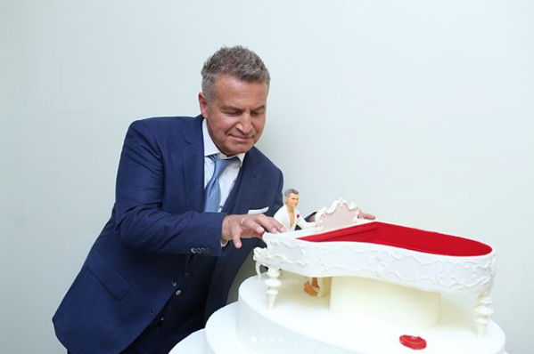 Леонид Агутин. Фото Скриншот Instagram: agutinleonid