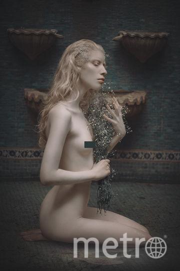 Мексиканская модель Руби Вискарру. Фото cortesa