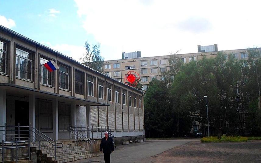 В Петербурге ликвидировали бордель напротив школы. Фото предоставлено активистами, vk.com
