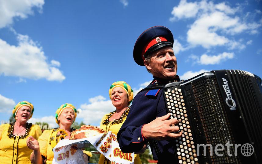 Фестиваль казачьей культуры. Фото Getty
