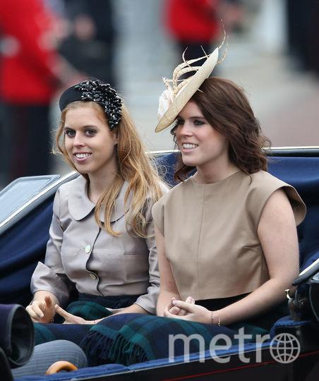 Принцесса Беатрис и принцесса Евгения. Фото Getty