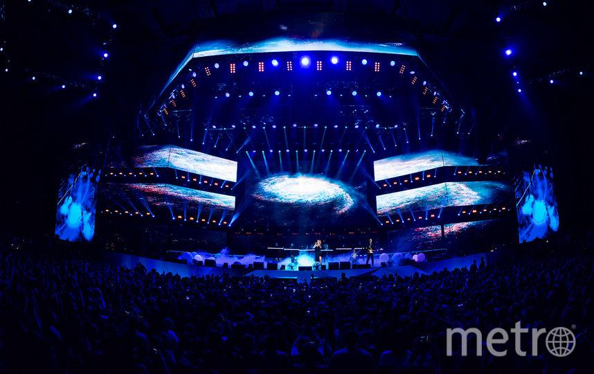 Концерты российских звезд в «Олимпийском» «Зачем молчать, когда есть голос!».
