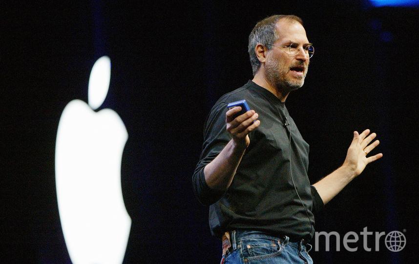 Стив Джобс. Фото Getty