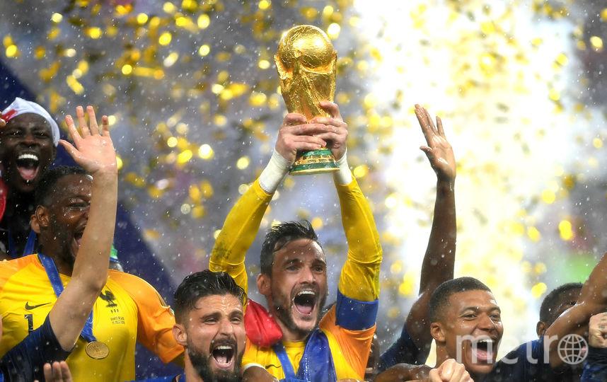В июле Льорис стал чемпионом мира. Фото Getty