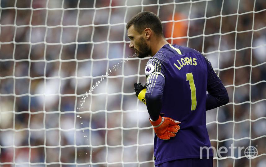 Льорис в стартовом матче чемпионата Англии. Фото Getty