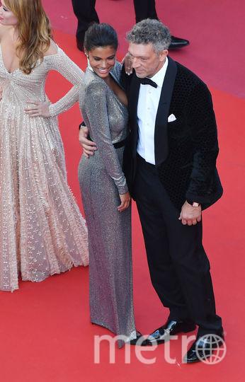 Венсан Кассель и Тина Кунаки. Фото Getty