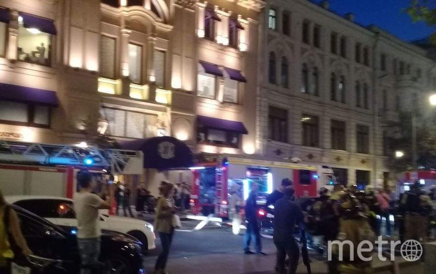 """Фото с места происшествия. Фото Маша Позина, """"Metro"""""""