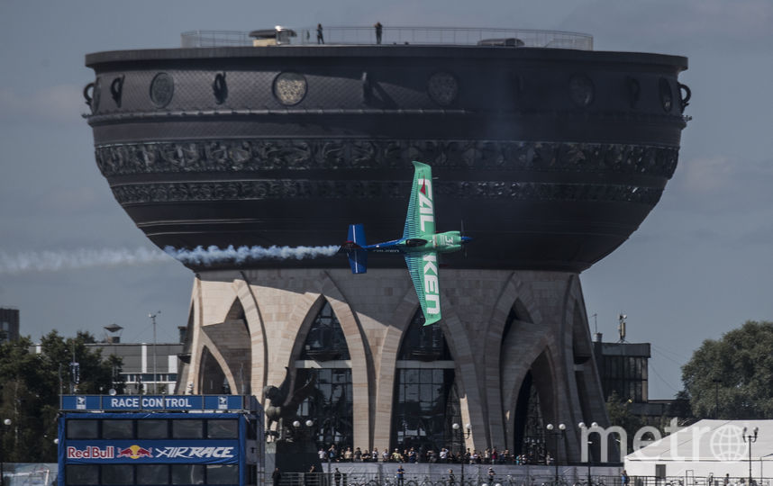 Казань приняла этап престижнейшей авиагонки.