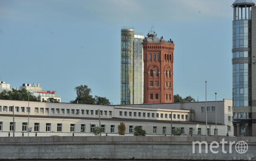"""Характерная градостроительная черта города – преобладание горизонталей над вертикалями. Фото """"Metro"""""""