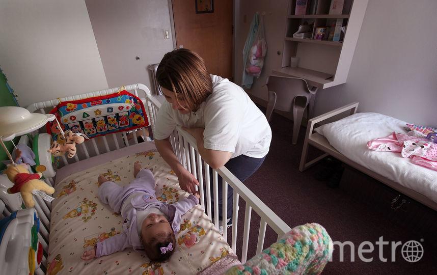 Названы самые необычные имена новорождённых в Москве. Фото Getty