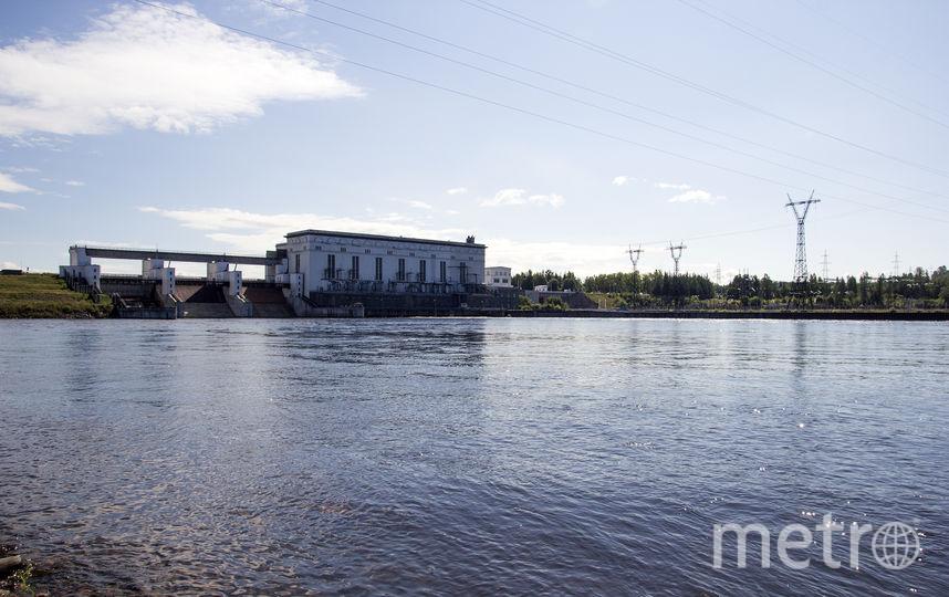 """Верхне-Свирская ГЭС. Фото Анна Тихонова, """"Metro"""""""