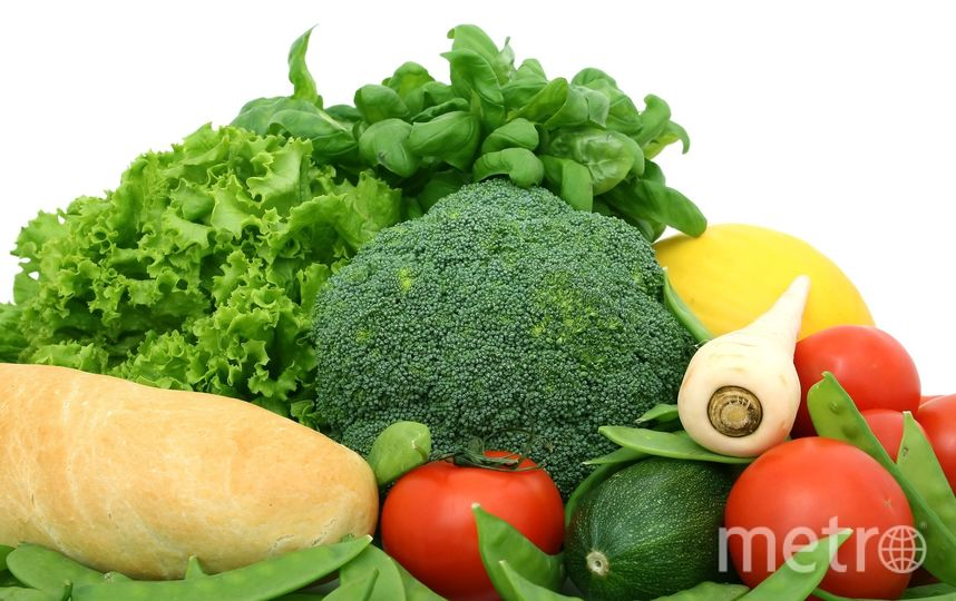 Клетчаткой богаты овощи, фрукты, бобовые и крупы. Фото Pixabay