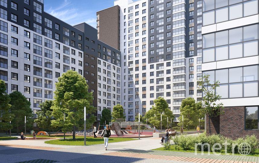 Жилой квартал «Гринада» - от выбора района к покупке квартиры.