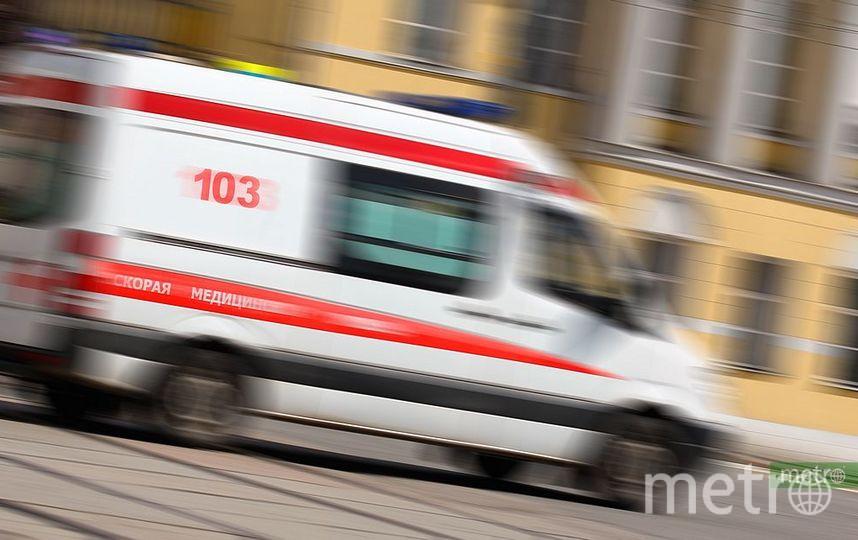 По неофициальным данным, пострадали два человека. Фото Василий Кузьмичёнок