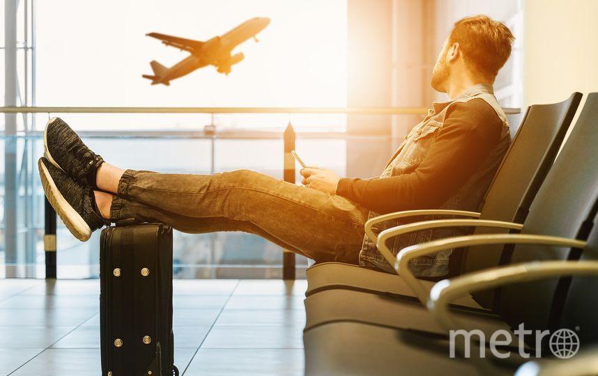 В последние годы на одни и те же авиарейсы стало уходить больше времени, чем 10 лет назад. Фото Pixabay