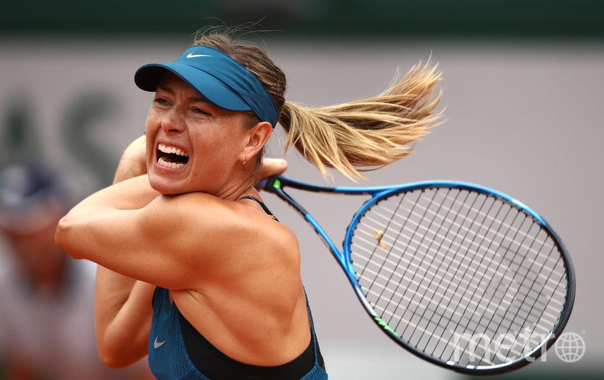 На US Open Мария Шарапова может встретиться с Сереной Уильямс только в финале. Фото Getty