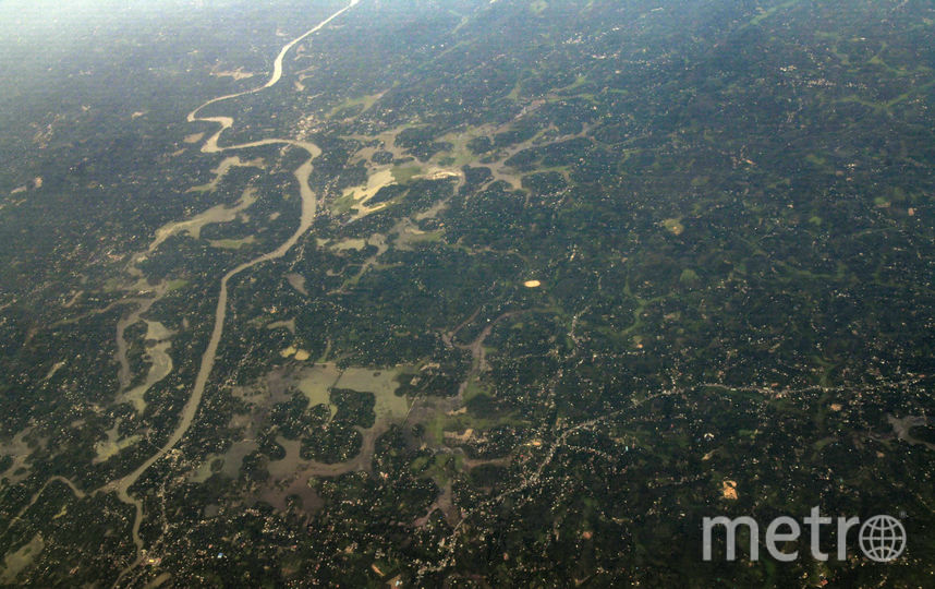Наводнение в штате Керала в Индии. Фото Getty