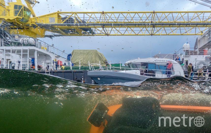 """Обитаемый подводный аппарат. Фото Алена Бобрович, """"Metro"""""""