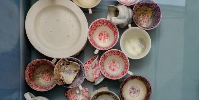 По словам участников проекта, им ещё никогда не приходилось перемывать такое количество посуды.