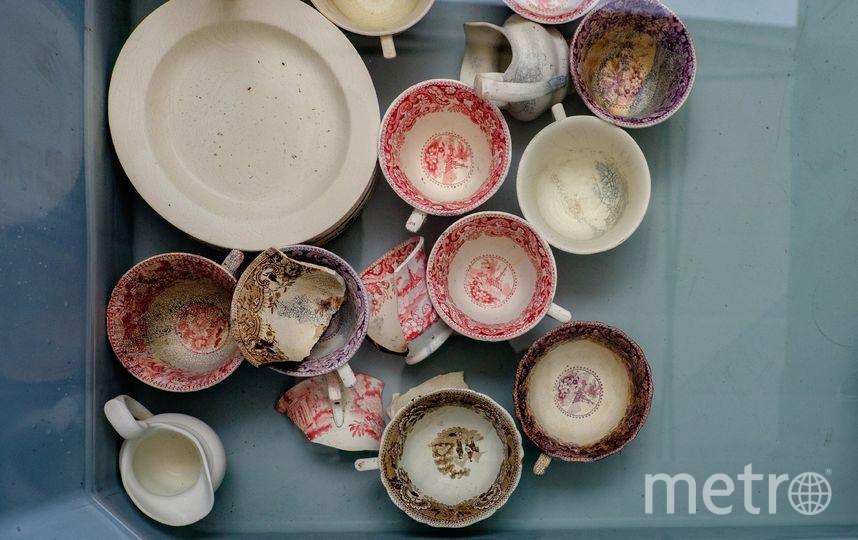 """По словам участников проекта, им ещё никогда не приходилось перемывать такое количество посуды. Фото Алена Бобрович, """"Metro"""""""