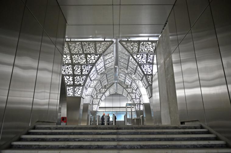 Станция «Новопеределкино». Фото mos.ru