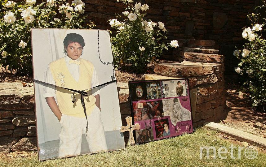 Майкл Джексон, фотоархив. Фото Getty