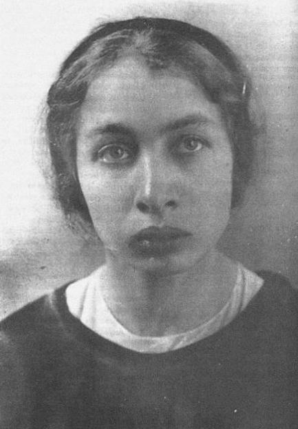 Фанни Каплан, урождённая Фейга Хаимовна Ройтблат. Фото Getty