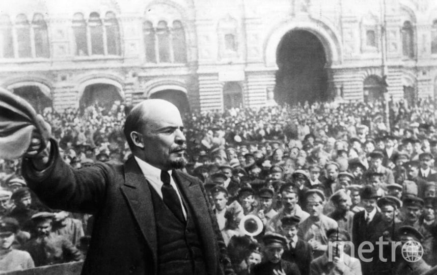 Владимир Ленин. Фото Getty