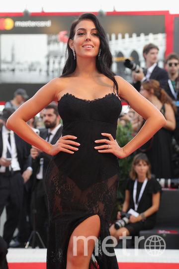 Платья с красной дорожки кинофестиваля в Венеции. Джорджина Родригес. Фото Getty