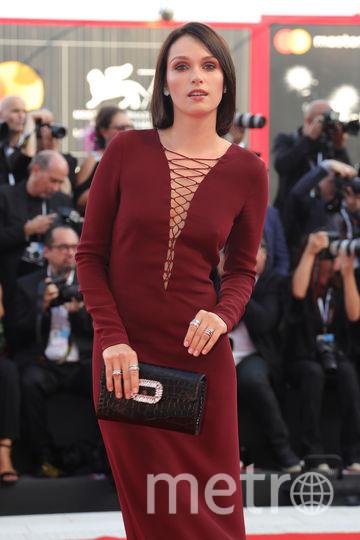 Платья с красной дорожки кинофестиваля в Венеции. Катерина Шульга. Фото Getty