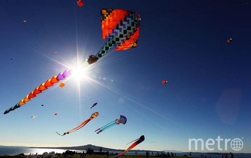 Фестиваль воздушных змеев. Фото Getty