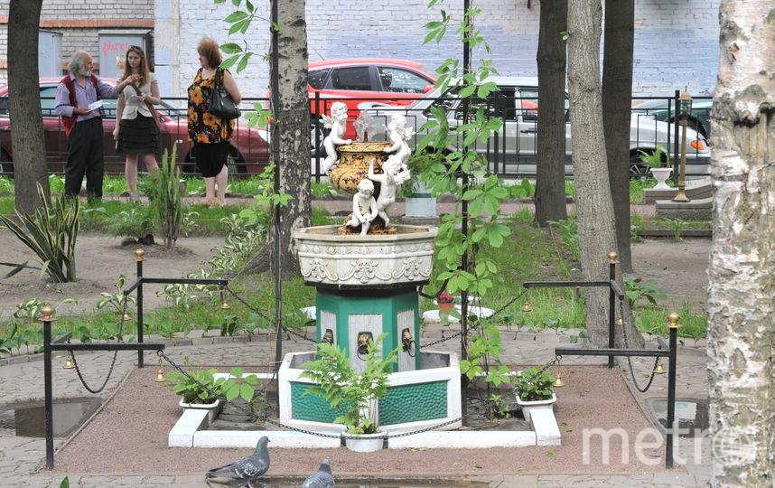 "Египетский двор. Фото Святослав Акимов, ""Metro"""