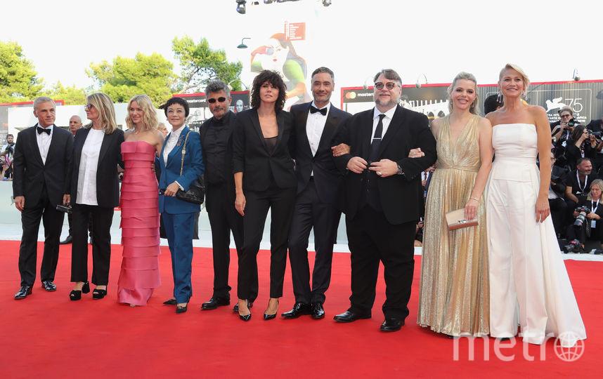 В Венеции открылся 75-ый международный кинофестиваль. Фото Getty
