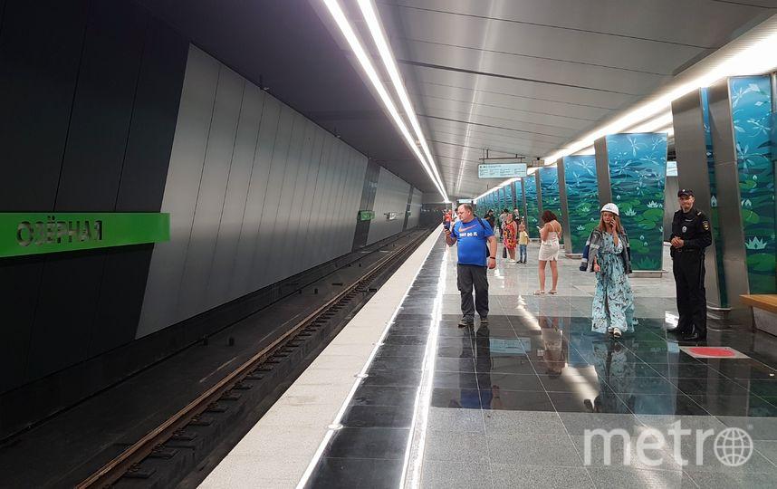 Станция Озерная. Фото Василий Кузьмичёнок